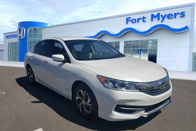 Used 2017 Honda Accord Sedan in Fort Myers, FL