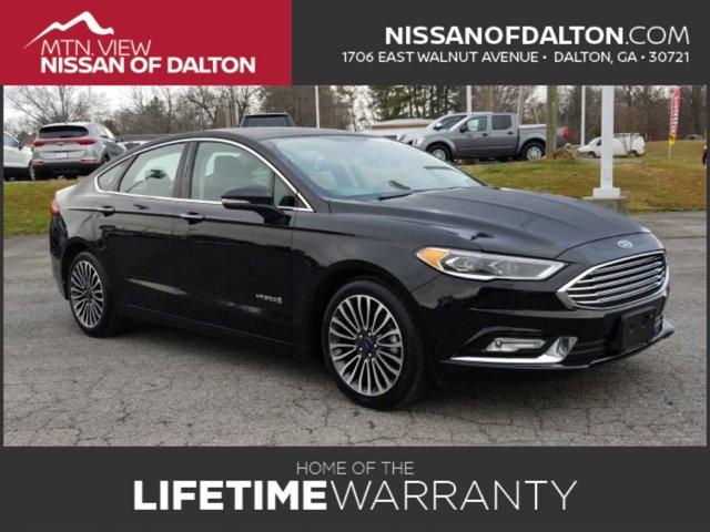 Used 2018 Ford Fusion Hybrid in Dalton, GA