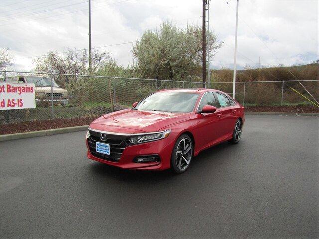 New 2020 Honda Accord Sedan in The Dalles, OR