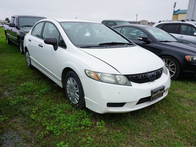 2010 Honda Civic Sedan DX-VP