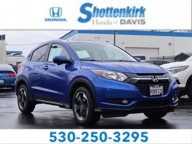 Used 2018 Honda HR-V in Davis, CA