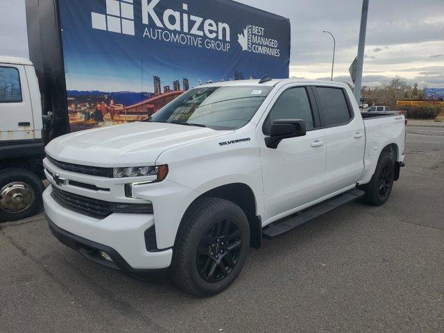 "2021 Chevrolet Silverado 1500 RST 4WD Crew Cab 147"" RST Gas V8 5.3L/325 [1]"
