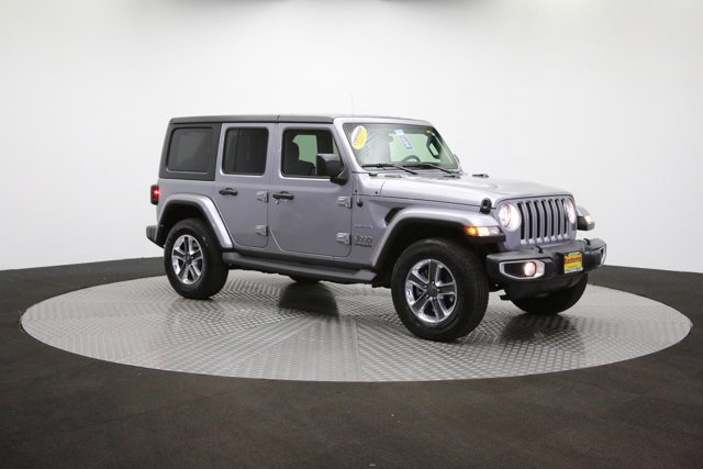 2019 Jeep Wrangler Unlimited for sale 124234 43