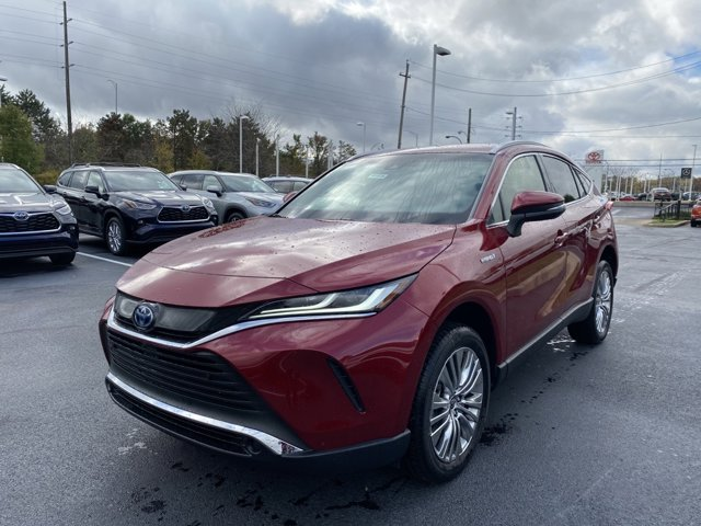 New 2021 Toyota Venza in Akron, OH
