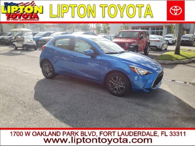 New 2020 Toyota Yaris Hatchback in Ft. Lauderdale, FL