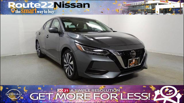 2020 Nissan Sentra SV SV CVT Regular Unleaded I-4 2.0 L/122 [20]