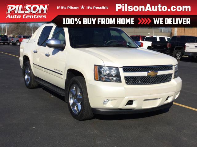Used 2012 Chevrolet Avalanche in Mattoon, IL