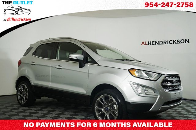 Used 2018 Ford EcoSport in Coconut Creek, FL