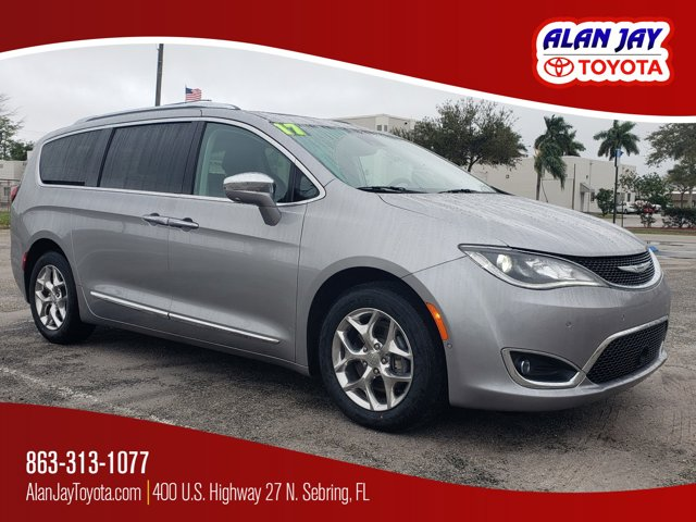Used 2017 Chrysler Pacifica in Sebring, FL