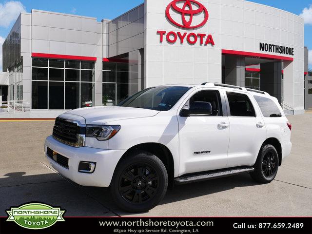 New 2020 Toyota Sequoia in Covington, LA