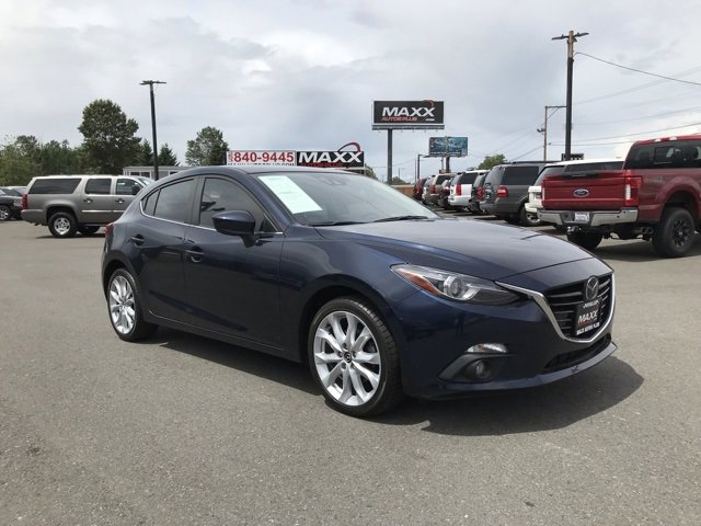 Used 2015 Mazda Mazda3 in Puyallup, WA