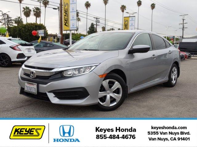 Used 2016 Honda Civic Sedan in  Van Nuys, CA