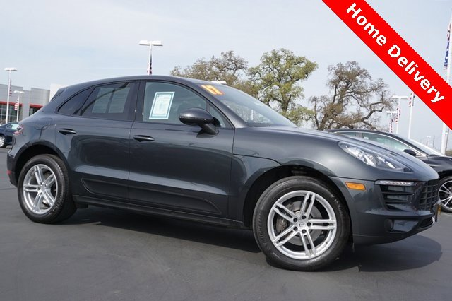 Used 2017 Porsche Macan AWD