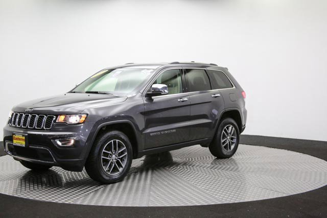 2017 Jeep Grand Cherokee for sale 123313 50