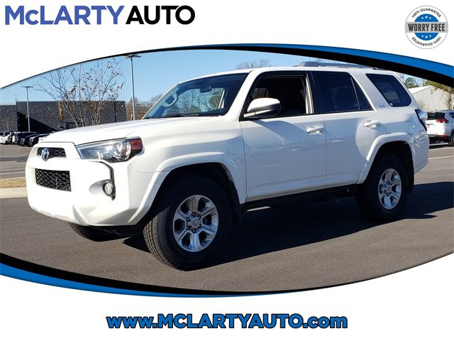Used 2018 Toyota 4Runner in Little Rock, AR