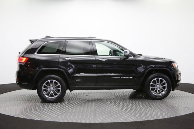 2016 Jeep Grand Cherokee for sale 122540 38