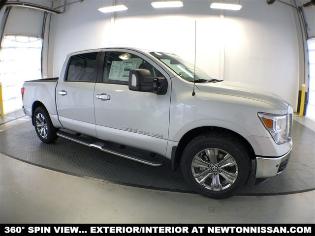 New 2019 Nissan Titan in Gallatin, TN