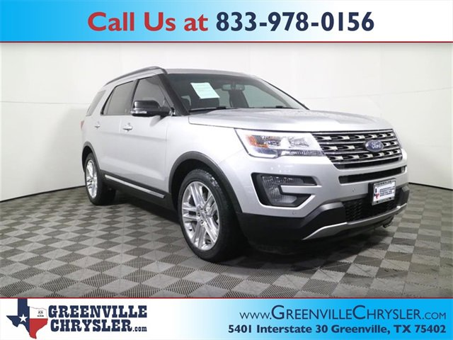 Used 2016 Ford Explorer in Greenville, TX