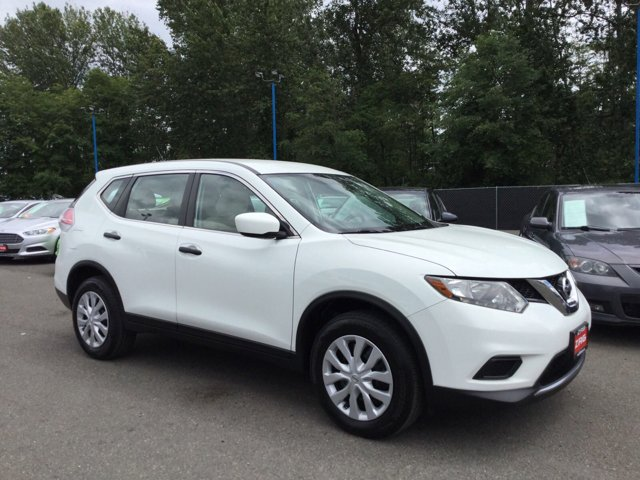 Used 2016 Nissan Rogue AWD 4dr S