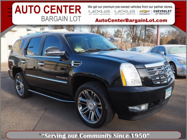 Used 2007 Cadillac Escalade in Wayzata, MN