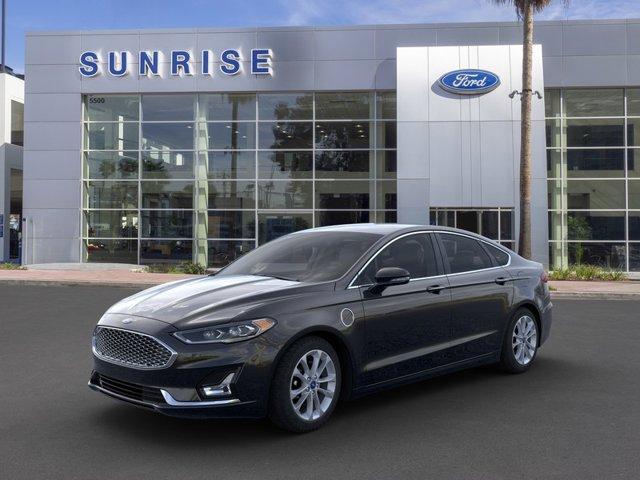 2020 Ford Fusion Energi Titanium Titanium FWD Gas/Electric I-4 2.0 L/122 [0]