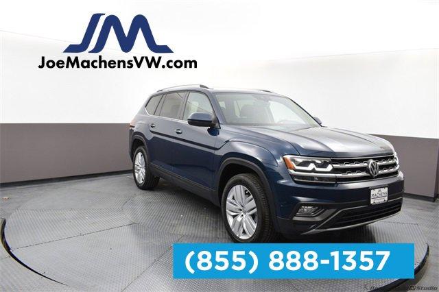 New 2019 Volkswagen Atlas in Columbia, MO