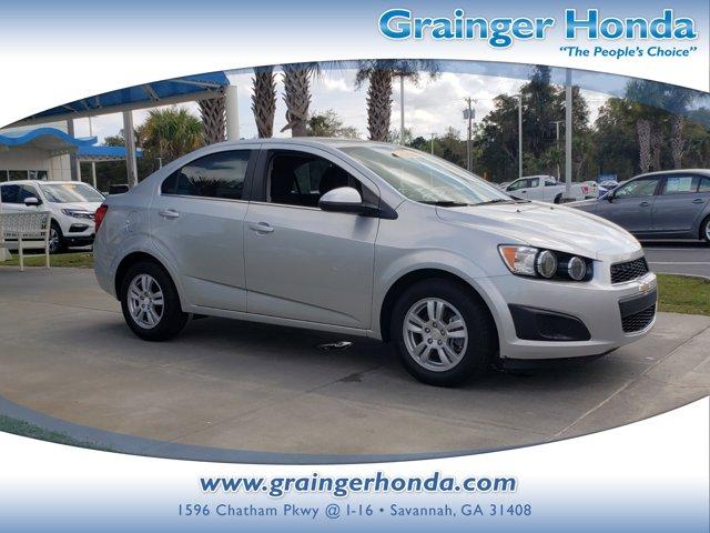 Used 2014 Chevrolet Sonic in Savannah, GA