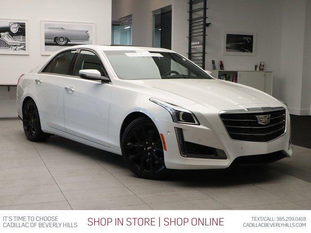 2017 Cadillac CTS Sedan V-Sport Premium RWD 4dr Sdn 3.6L Twin Turbo V-Sport Premium Luxury RWD Turbocharged Gas V6 3.6L/220 [16]