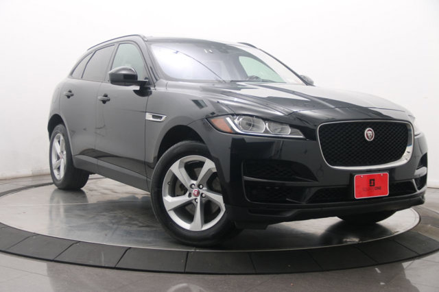 2018 Jaguar F-PACE 30t Premium Turbocharged All Wheel Drive Power Steering ABS 4-Wheel Disc Bra