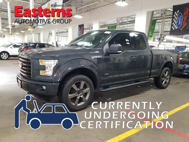 2016 Ford F-150 XLT Sport EcoBoost Extended Cab Pickup