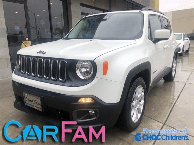 Used 2015 Jeep Renegade in Rialto, CA