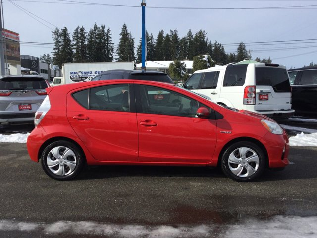 Used 2012 Toyota Prius c 5dr HB One