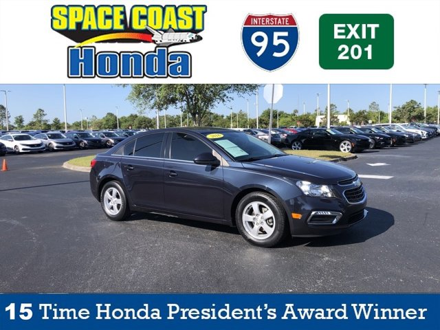 Used 2016 Chevrolet Cruze Limited in Cocoa, FL