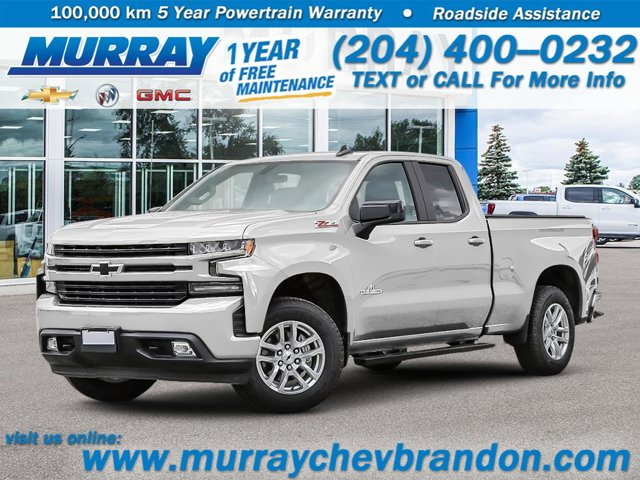2020 Chevrolet Silverado 1500 RST 4WD Double Cab 147″ RST Gas V8 5.3L/325 [17]