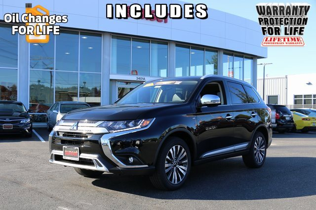 New 2020 Mitsubishi Outlander in Sumner, WA