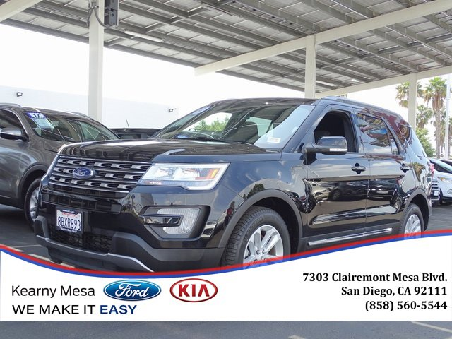 Used 2017 Ford Explorer in Chula Vista, CA