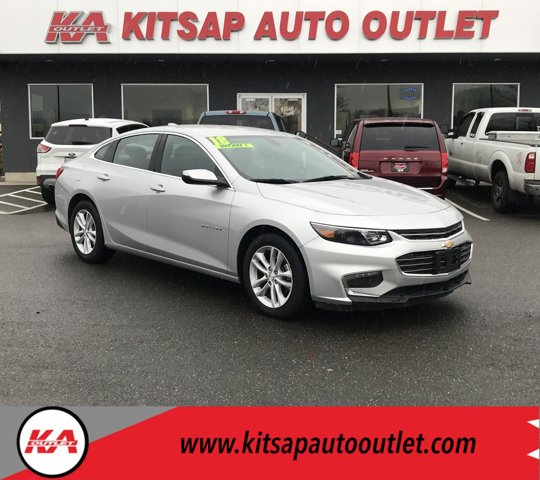 Used 2018 Chevrolet Malibu in Port Orchard, WA