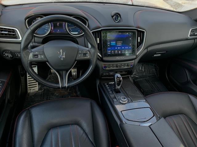 2017 Maserati Ghibli S Q4 8
