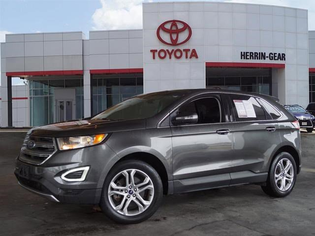 Used 2018 Ford Edge in Jackson, MS