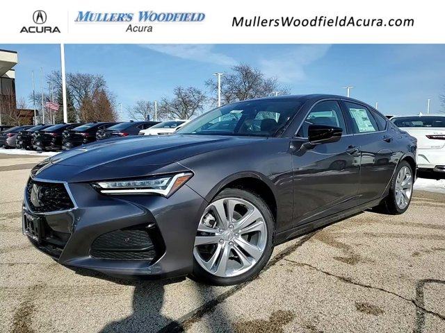 New 2021 Acura TLX in , IL