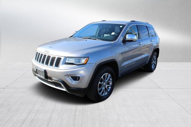 Used 2015 Jeep Grand Cherokee in Tacoma, WA