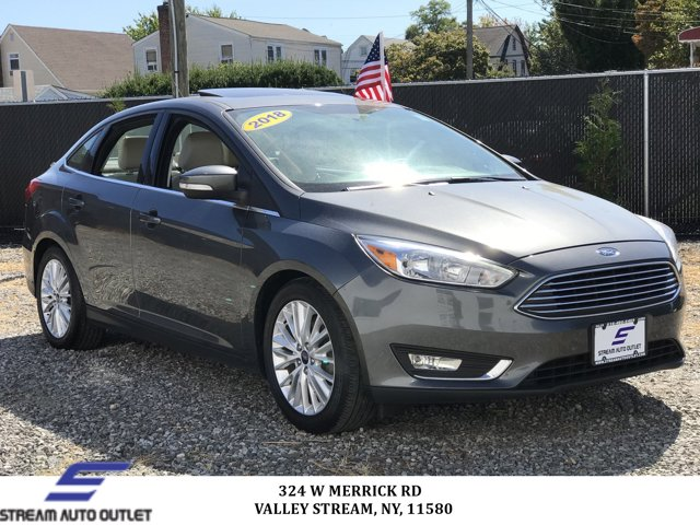 Used 2018 Ford Focus in Valley Stream, NY