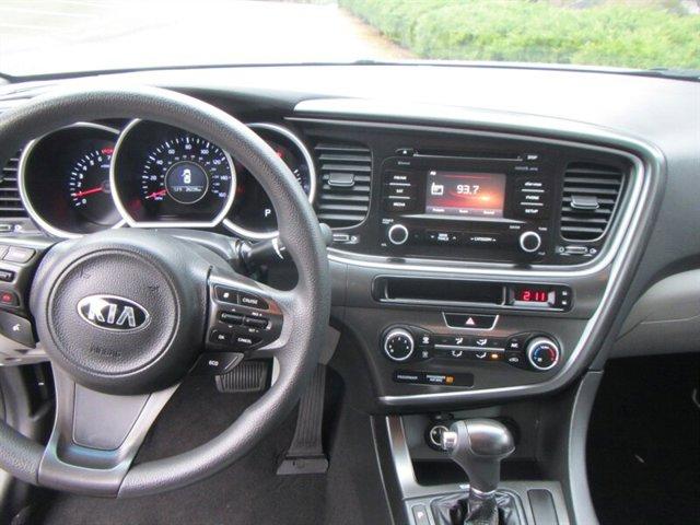 Used 2015 Kia Optima 4dr Sdn LX
