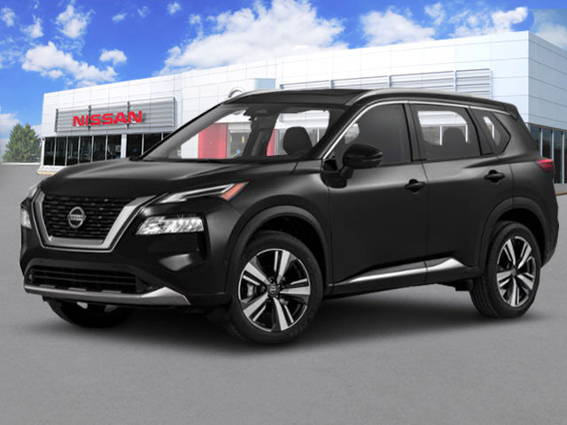 2021 Nissan Rogue SV AWD SV Regular Unleaded I-4 2.5 L/152 [33]
