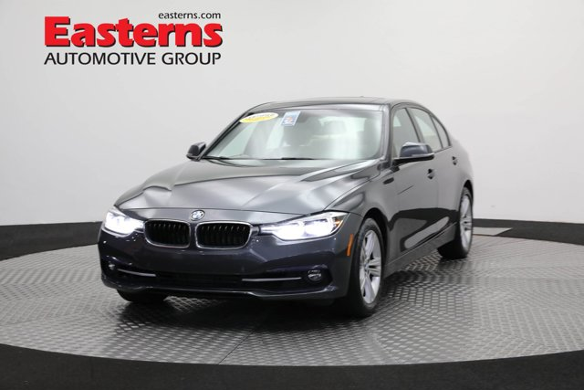 2016 BMW 3 Series 328i xDrive 4dr Car