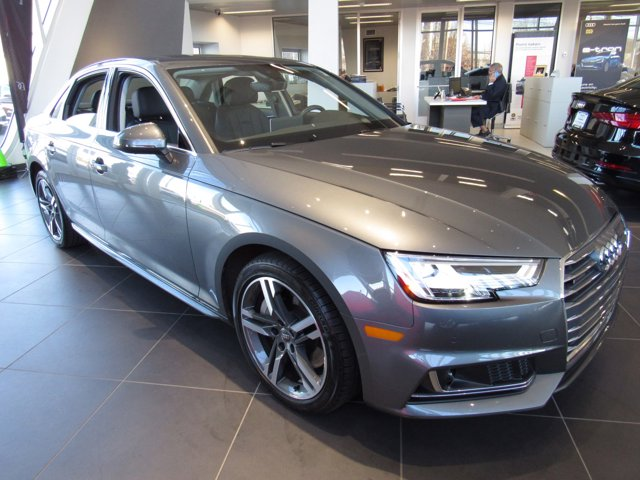 2017 Audi A4 Prestige PRESTIGE PACKAGE  -inc S line exterior including front and rear bumpers  bod