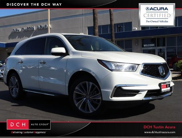 Used 2018 ACURA MDX AWD TECH in , CA