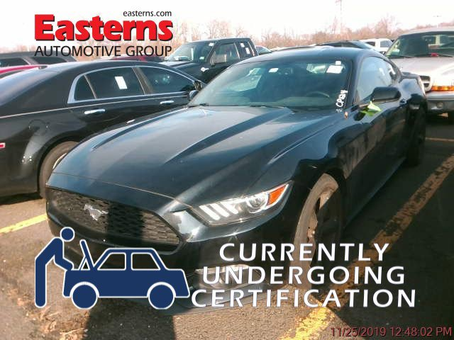 2016 Ford Mustang EcoBoost Manual 2dr Car