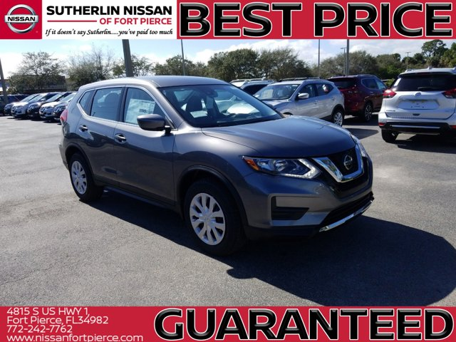 New 2020 Nissan Rogue in Fort Pierce, FL