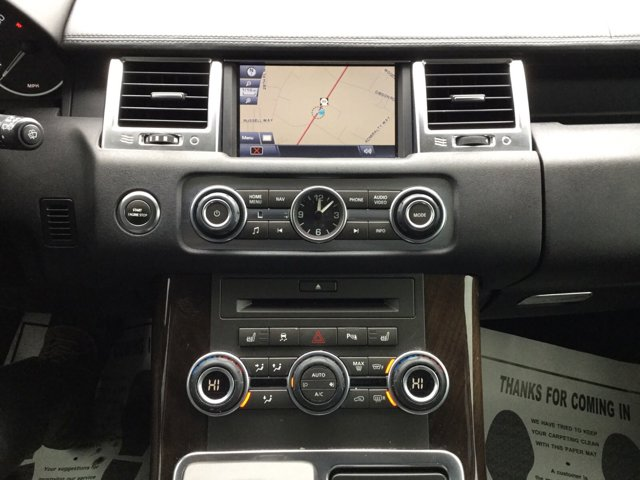 Used 2010 Land Rover Range Rover Sport 4WD 4dr HSE LUX